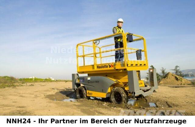 Compact Articulating Boom Lift : Used haulotte compact dx articulated boom lifts price