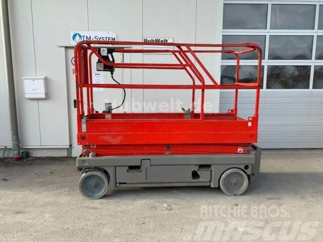 Haulotte Compact 8 - Elektro Scherenarbeitsbühne 8,20m