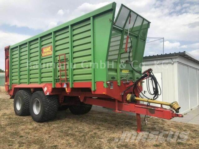 Hawe SLW 45 TN, Silagewagen, Bj. 14, Top