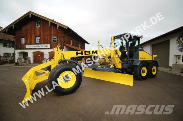 HBM BG190 TA-4 Grader