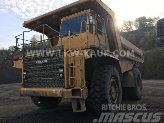 Hitachi Euclid R 60 C dump truck Muldenkipper