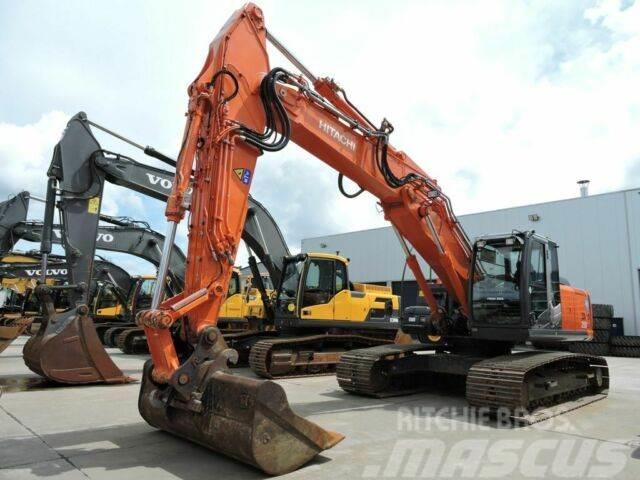 Hitachi ZX250LC-3 2010