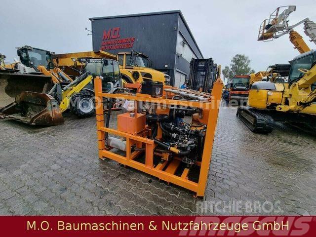 Hofmann Hagg / Mackierungsmaschine /