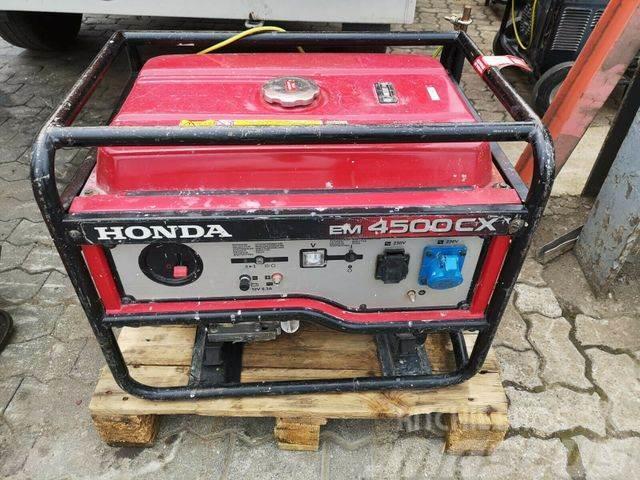 Honda EM4500 CX / Stromgenerator /