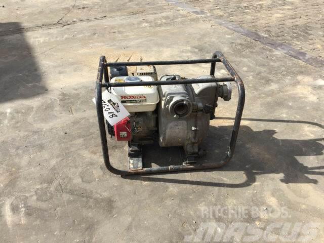 Honda WT 20 X Schmutzwasserpumpe