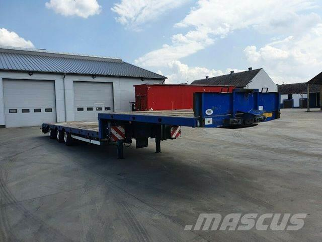 HRD Low Loader Extendable 2008 year