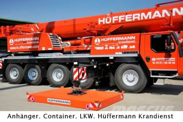 Hüffermann Abstützplatten