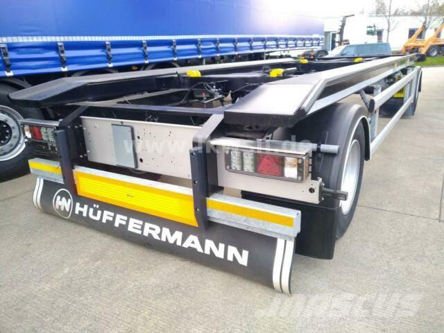 Hüffermann HAR1870 BPW lichtbogenverzinkt NEU sofort
