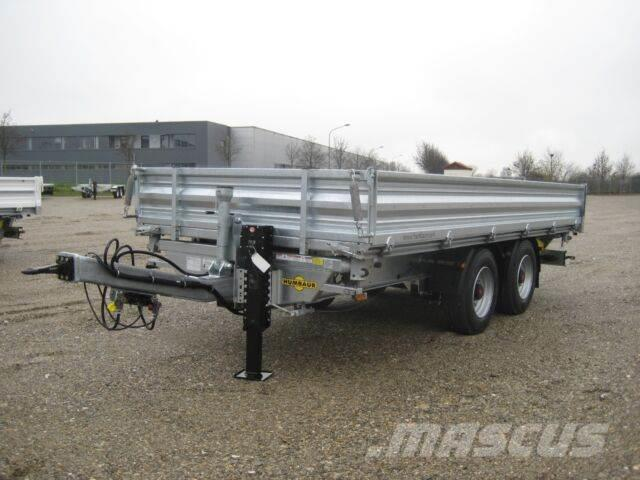 Humbaur Dreiseitenkipper HTK 14 55 24 Premium
