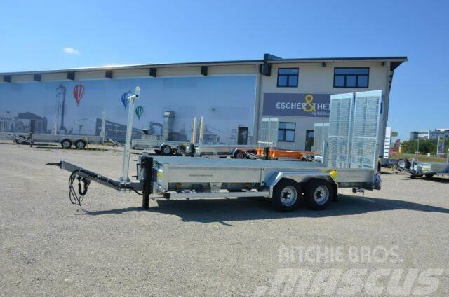 Humbaur Fräsentransporter HS106020 BS FEUERVERZINKT