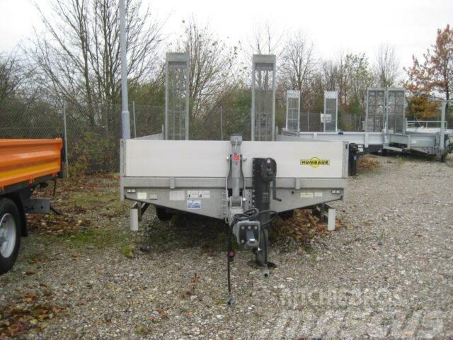 Humbaur HBT 105224 BS abgeschrägt, Luftfederung