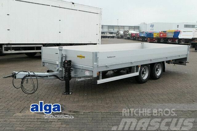 Humbaur HBT106224, 6.200mm lang, verzinkt, Pritsche
