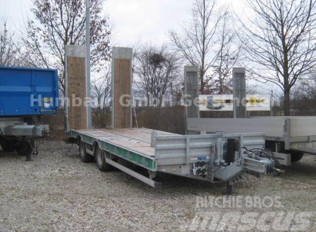 Humbaur HBTZ 217224 BS Tandem-Tieflader SAF Luftfederung