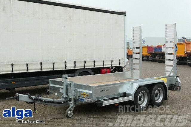 Humbaur HS 654020 BS, Rampen, verzinkt, 4.000mm lang