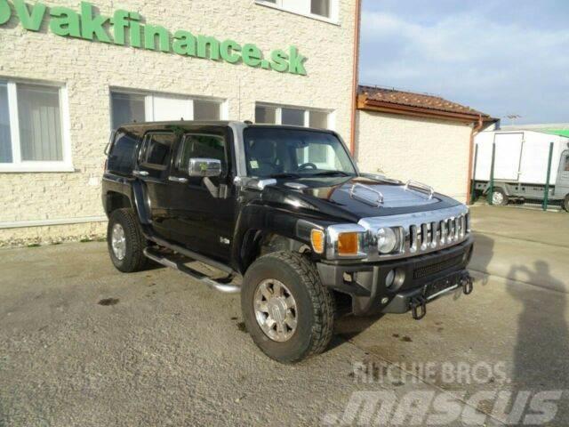 Hummer H3 3.5 benzin 4x4, vin 410