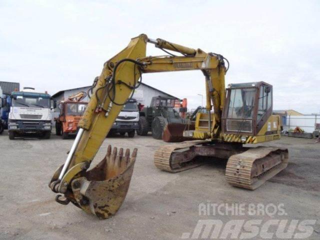Hydrema Weimar R1820, tracked excavator, VIN 109