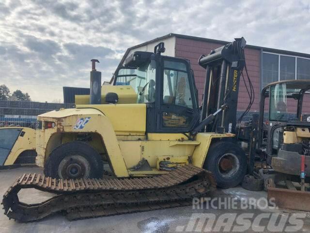 Hyster H 16 XM - 6 / 16 t / Duplex /