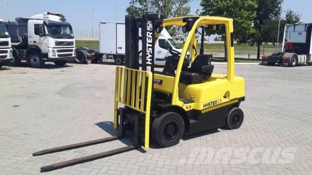 Hyster h2.5 ft