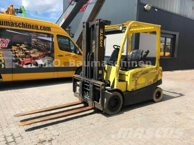 Hyster J 3.0 XN - 865 /Triplex Elektro /
