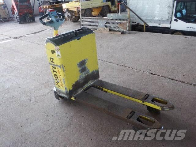 Hyster P 1.8 Batterie 06/2015