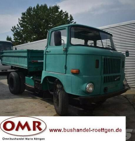 IFA Automobilw. W50L/K/LKW Kipper offener Kasten