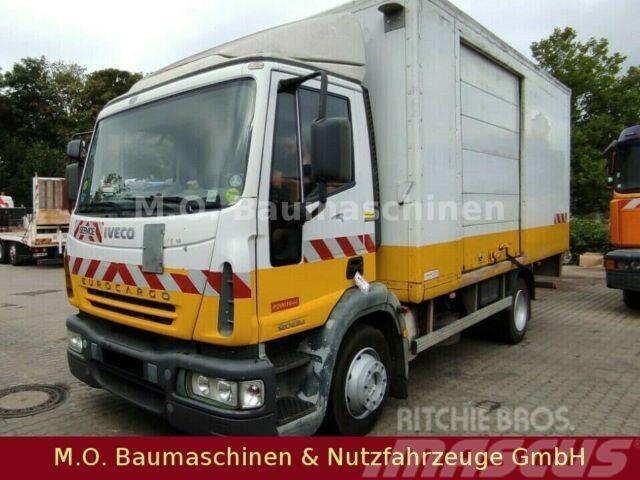 Iveco 120E24 Eurogargo / Euro 3 / LBW / Blatt / 4x2 /