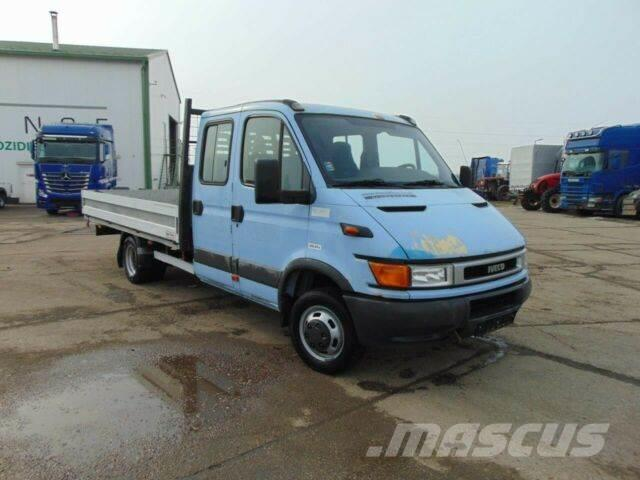 Iveco 35C11D manual 7seats, EURO 3 vin 677