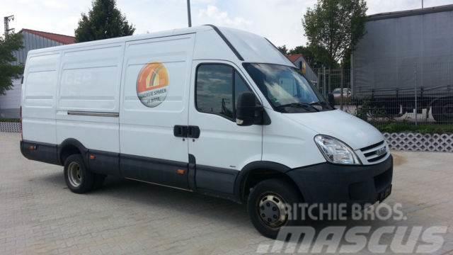 Iveco 50C15 MAXI 1 Hand TÜV NEU