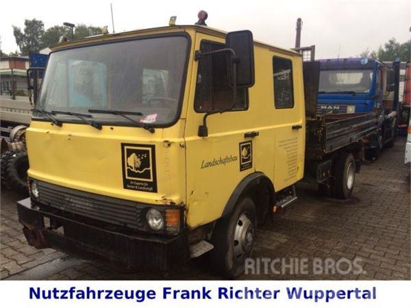 Iveco 75E14 Doppelkabine,Meiler Kipper,guter Zustand