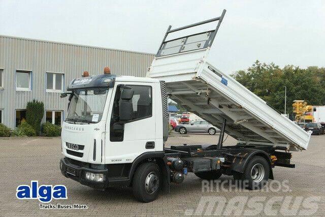 Iveco 80E22K 4x2, AHK, Hydraulik, 220PS, 3 Sitz,Euro 5
