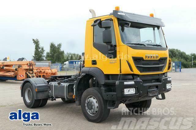 Iveco AD400T/W/P 4x4, Allrad, Euro 6, 450 PS,Hydraulik