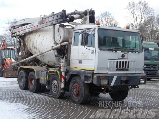 Iveco Astra 380 8x4 / Cifa 24m Pumpe