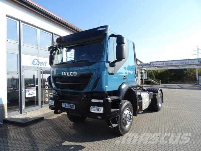 Iveco AT400T45 AS 4x4 Hydraulik Klima Schalter Euro 6