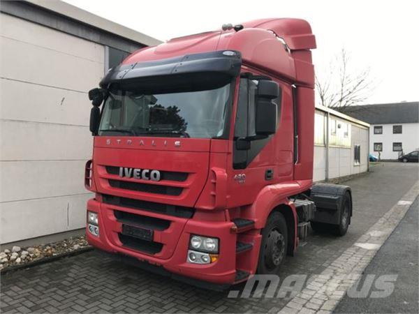 Iveco AT440S42T/P,German Truck