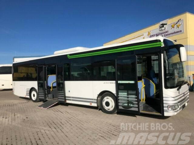 Iveco CROSSWAY LE 2 x Fahrzeuge KLIMA 6-Gang 46-Sitz