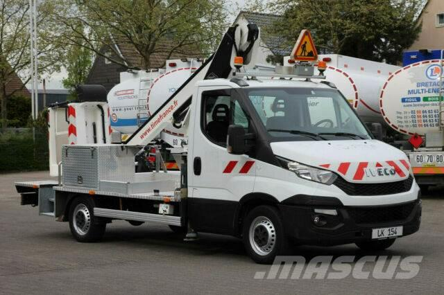 Iveco Daily 35.130/Time France LT130TB/13m/AHK/216h