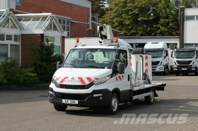 Iveco Daily 35.130 Versalift 15m/Klima/132h/TÜV+UVV