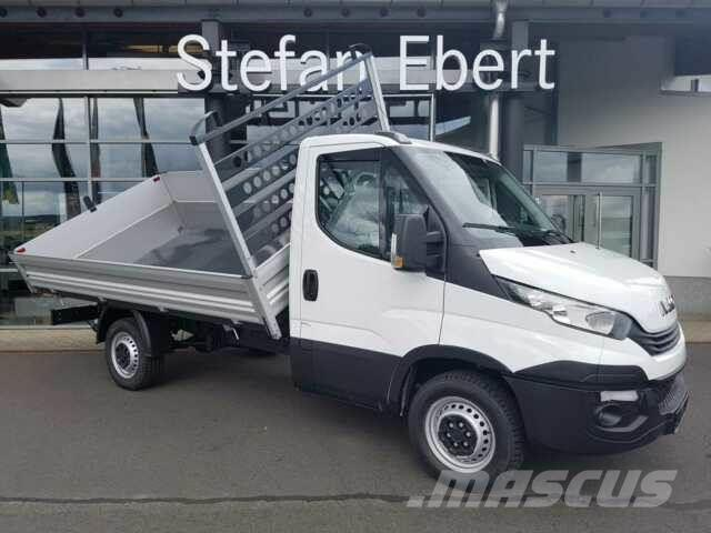 Iveco Daily 35 S 14 3-Seitenkipper+AHK+Tempo+Klima+BT