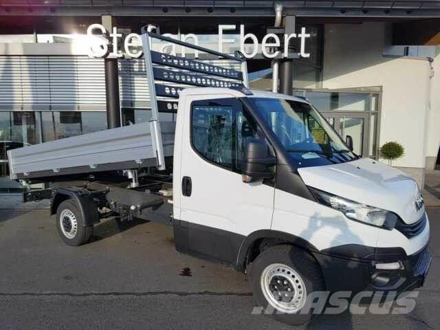 Iveco Daily 35 S 14 3-Seitenkipper, Klima, AHK 3,5 to
