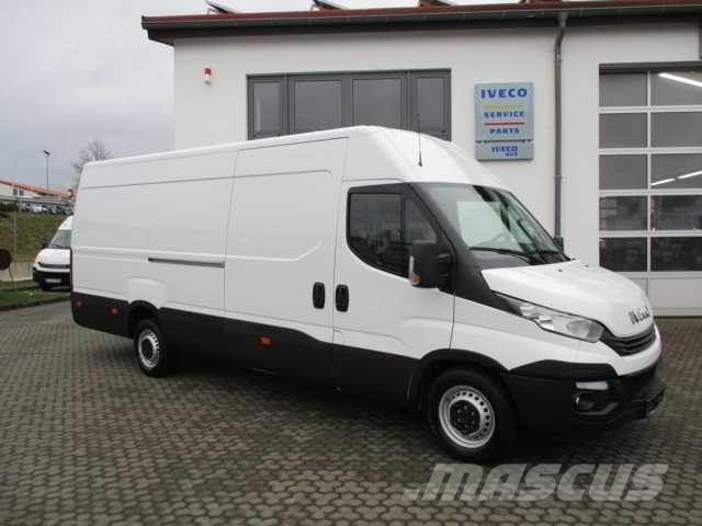 iveco daily 35 s 16 hi matic luftfederung klima park. Black Bedroom Furniture Sets. Home Design Ideas