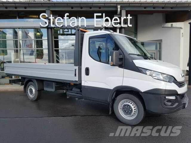Iveco Daily 35 S 18 Pritsche Klima AHK DAB