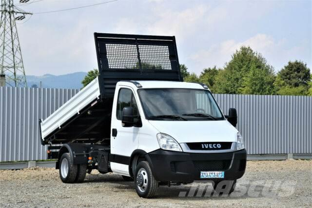 Iveco DAILY 35C10 * Kipper 3,60 m * TopZustand