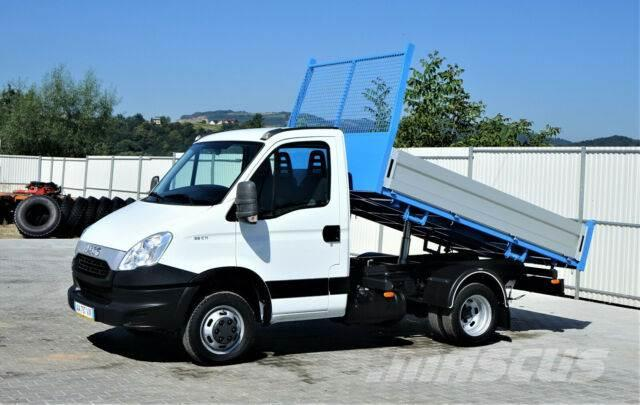 Iveco DAILY 35C11*KIPPER 3,00m*Topzustand!