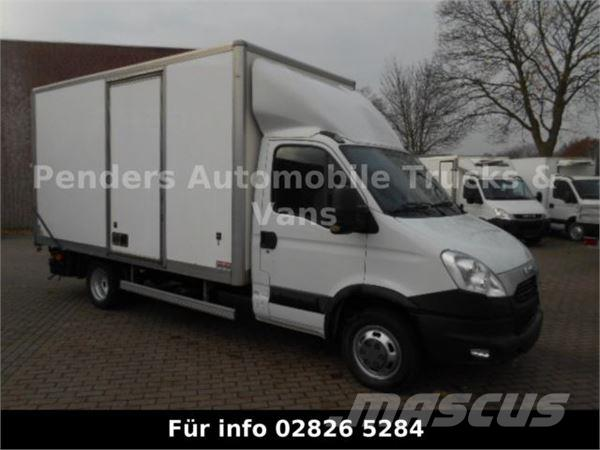 Iveco Daily 35C13 Koffer Automatik Lbw