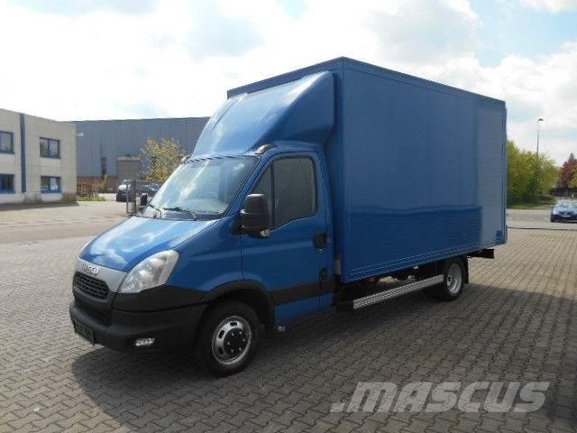 Iveco Daily 35C13 Koffer *Automatik*Laderaum L 4,20 M*
