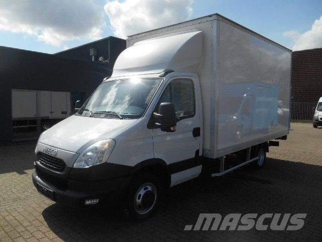 Iveco Daily 35c13 Koffer mit Ladebordwand **Klima**
