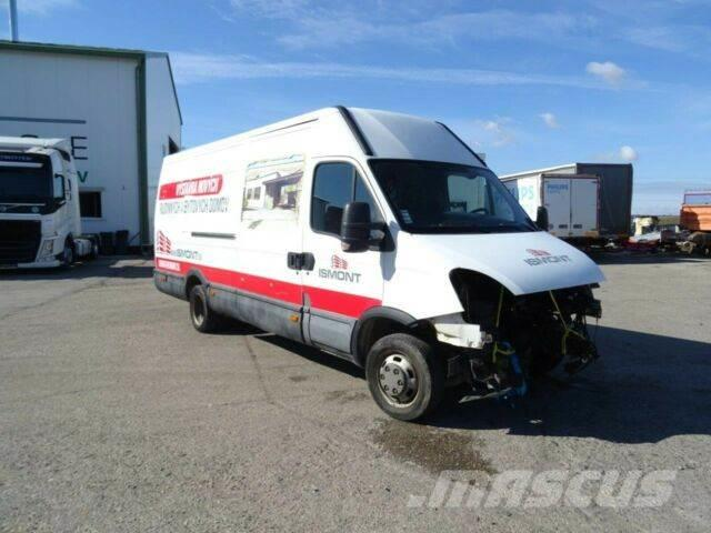 Iveco DAILY 35C15,manual,DAMAGED ENGINE,EURO 4,VIN 407