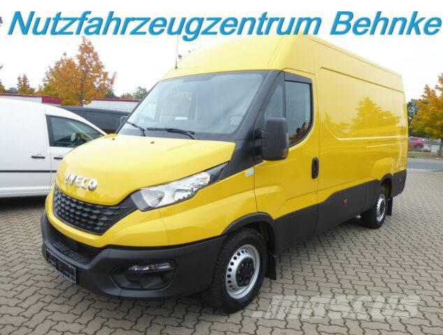 Iveco Daily 35S12 KA L2H2/ Paketdienst/ neuwertig/ EU6