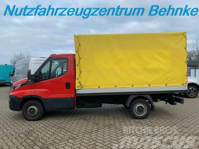 Iveco Daily 35S13 EK/ 3 Sitze/ Pritsche 3,5m/ AHK/ E5