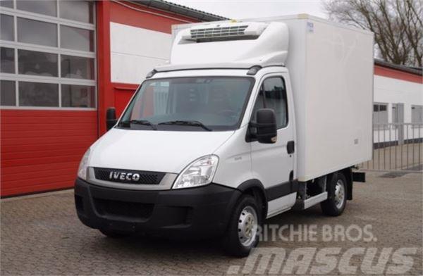 Iveco Daily 35S13 Kühlkoffer 1020kg Nutzlast TÜV neu!